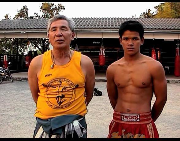 Тренер и его ученик