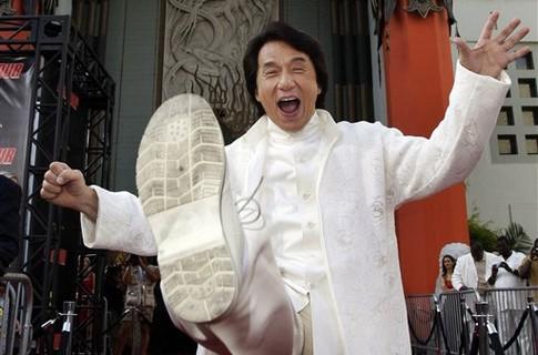 Джеки Чан не любит MMA