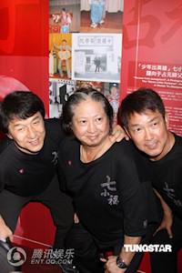 Джеки Чан, Саммо Хунг и Юэнь Биао