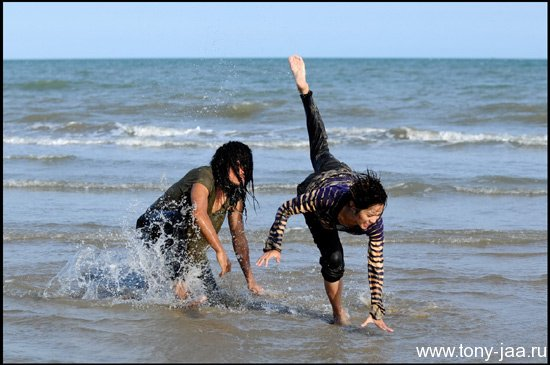 Тренировки у моря