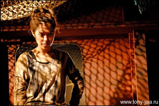 Джиджа Янин - главная пьяница Яростного феникса
