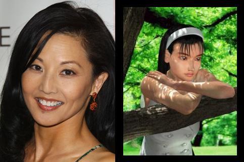 Tamlyn Tomita as Jun Kazama