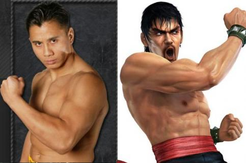 Cung Le as Marshall Law