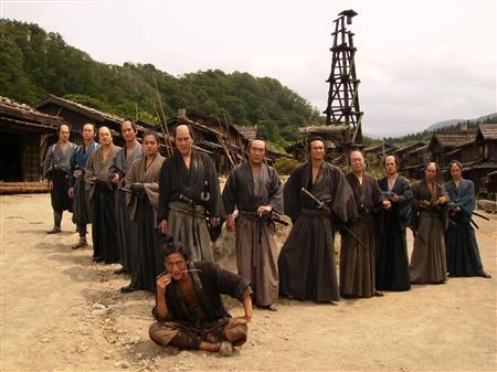 Эра самураев в 13 убийцах с Миике Такаши