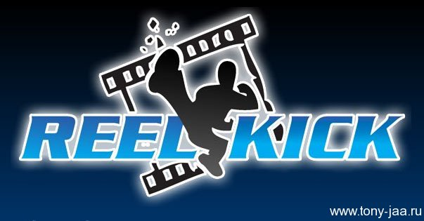 Reel Kick Films - логотип