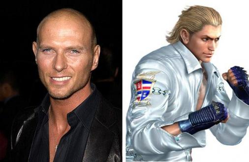 Luke Goss as Steve Fox