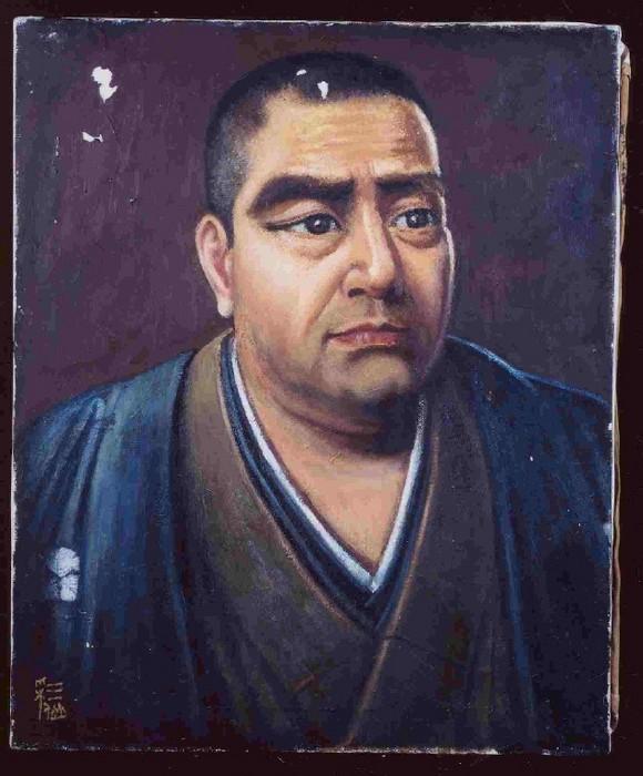 Картина - Такамори Сайго