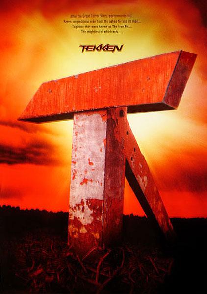 Теккен - постер