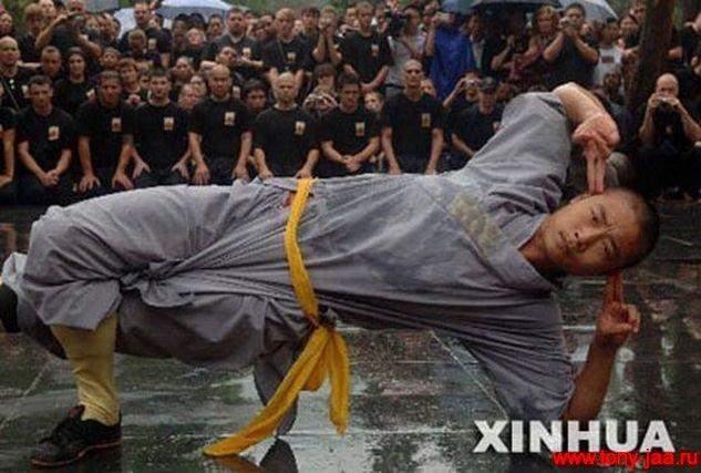 Отдых монаха