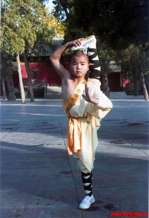 Монахи с детства