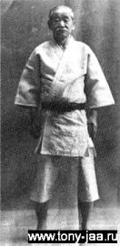 Дзигоро Кано - основатель дзюдо