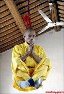 Висящий монах