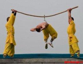 Шаолинские монахи