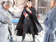 Jacky Wu, Andy Lau and Xing Yu