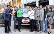 Команда Онг Бак 3 и Mazda BT-50