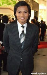 Тони Джаа (Tony Jaa) - фото