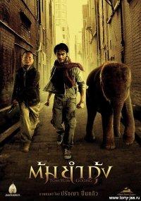 Том Юм Гунг (The Protector) - постер