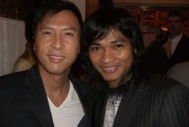 Тони Джаа (Tony Jaa) и Донни Йен
