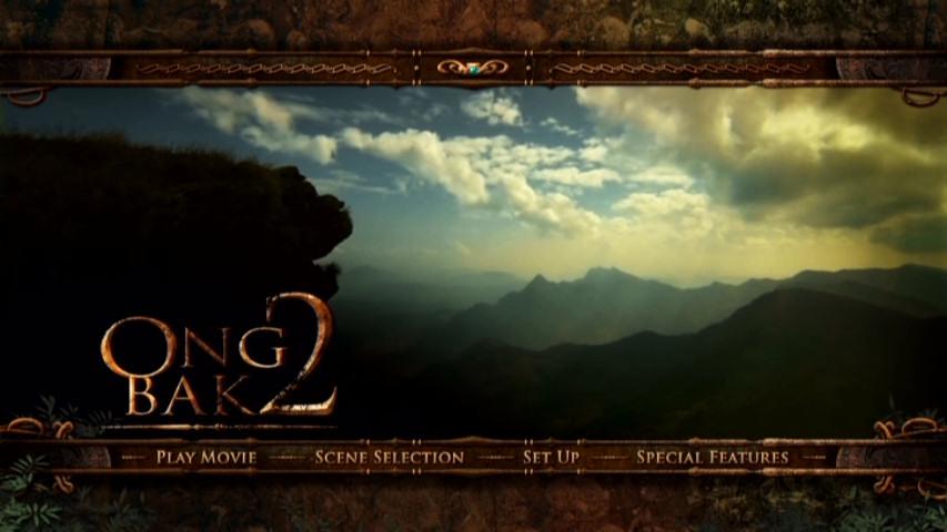 Главное меню DVD