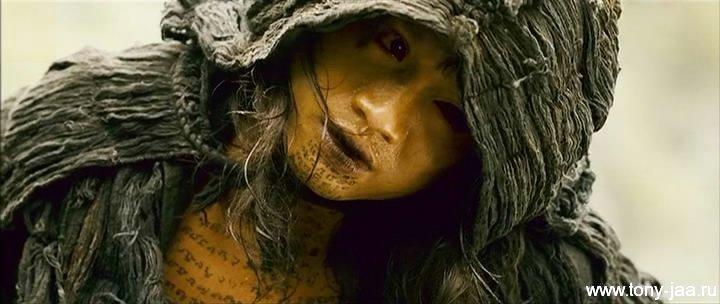Дэн Чупонг - призрачный ворон