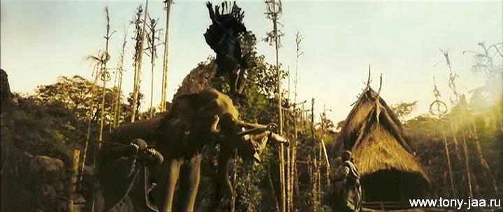 Онг-Бак 2 (Ong-Bak 2) - Прыжок со слона