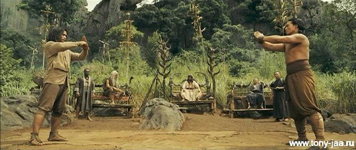 Кадр из фильма Онг-Бак 2 (Ong-Bak 2) - 27