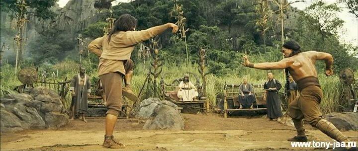 Кадр из фильма Онг-Бак 2 (Ong-Bak 2)-29