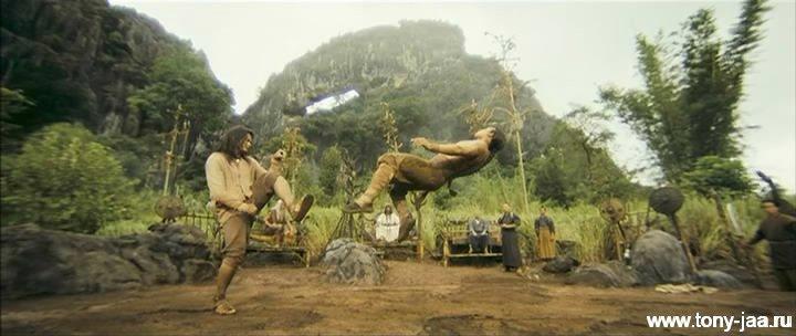 Кадр из фильма Онг-Бак 2 (Ong-Bak 2)-30