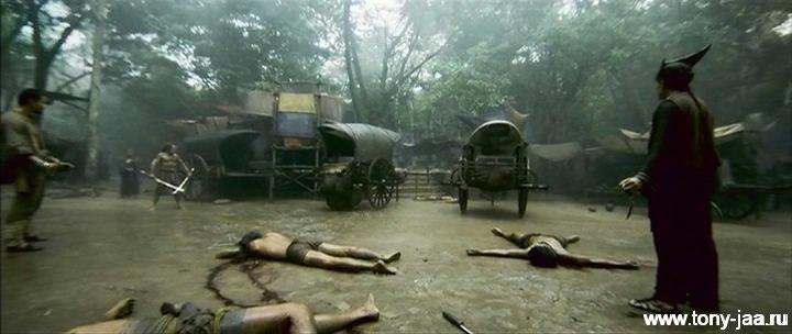 Кадр из фильма Онг-Бак 2 (Ong-Bak 2)-8