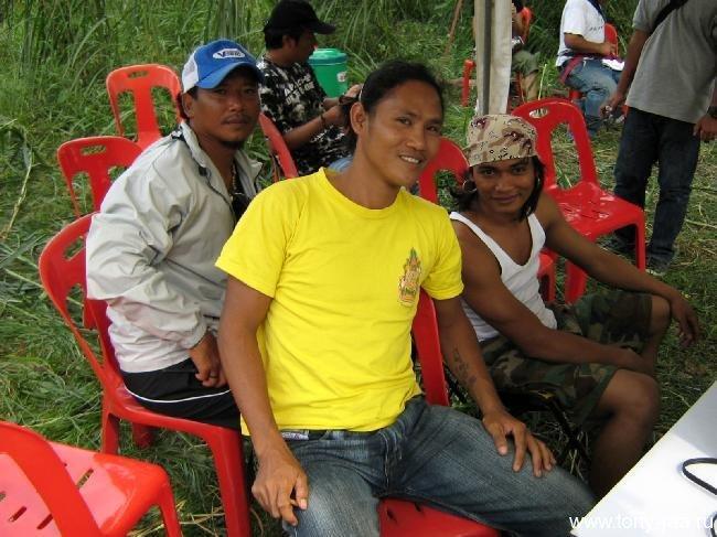 Банда Тони Джаа :)