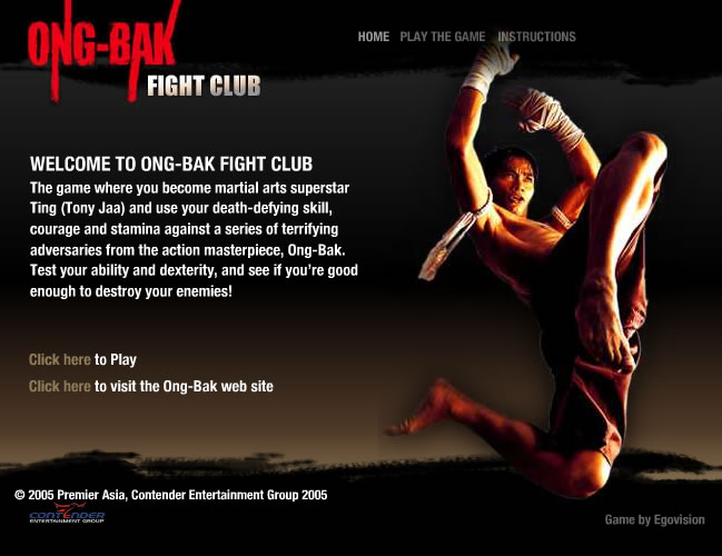 Ong Bak - Fight Club