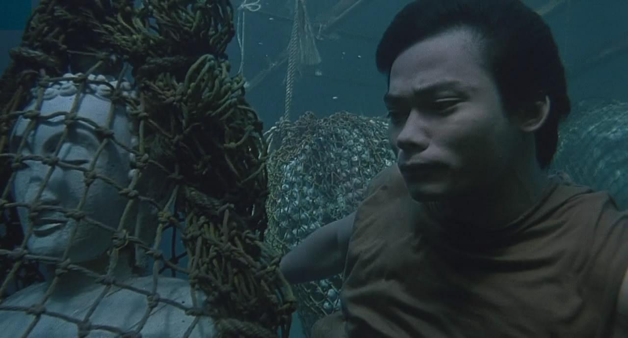 Онг-Бак (Ong-Bak) - Под водой