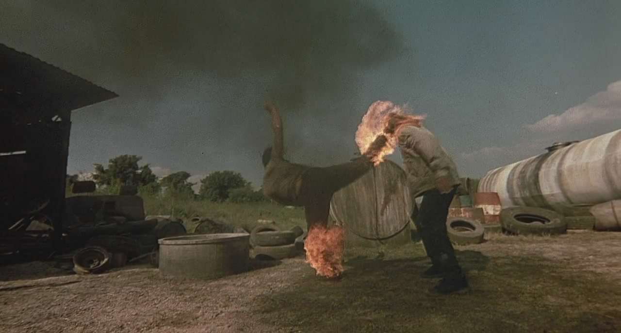 Онг-Бак (Ong-Bak) из огня да в пекло!