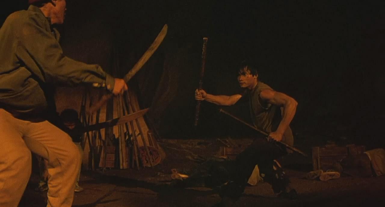 Онг-Бак (Ong-Bak) Полки против мечей?