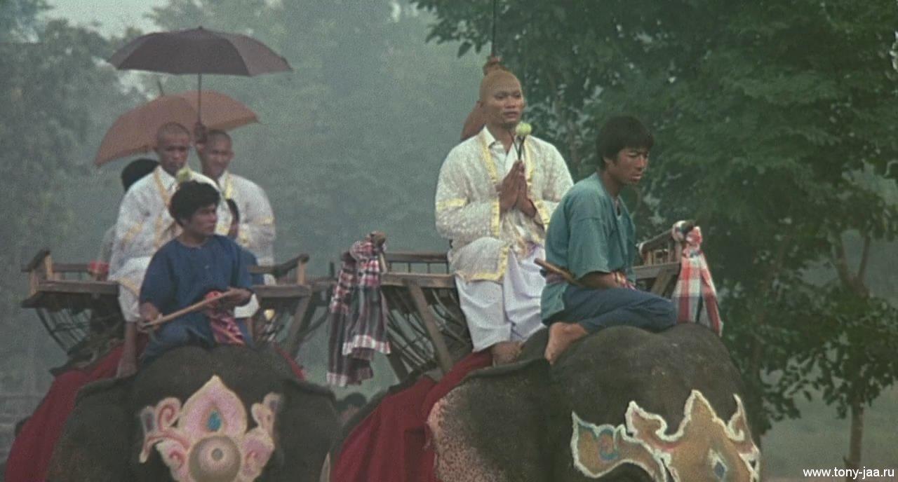 Заключительный Кадр с фильма Онг-Бак