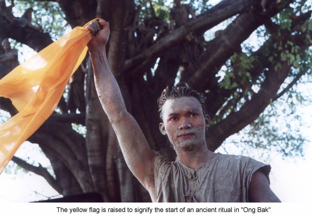Онг-Бак (Ong-bak) - Флаг захвачен!
