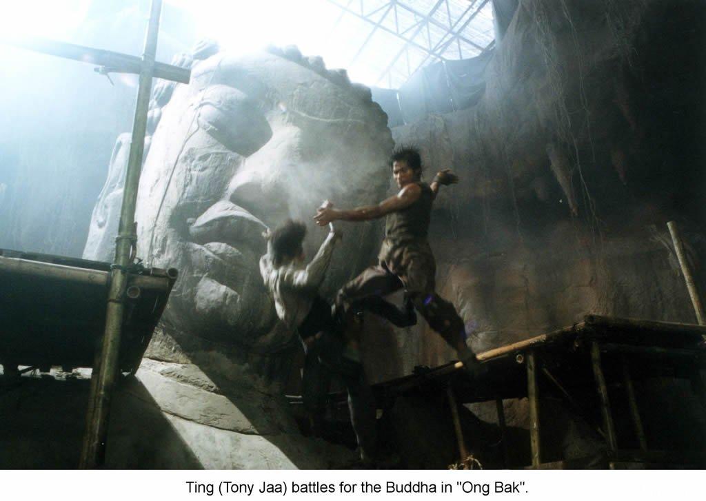 Онг-Бак (Ong-bak) - Бой за Будду!
