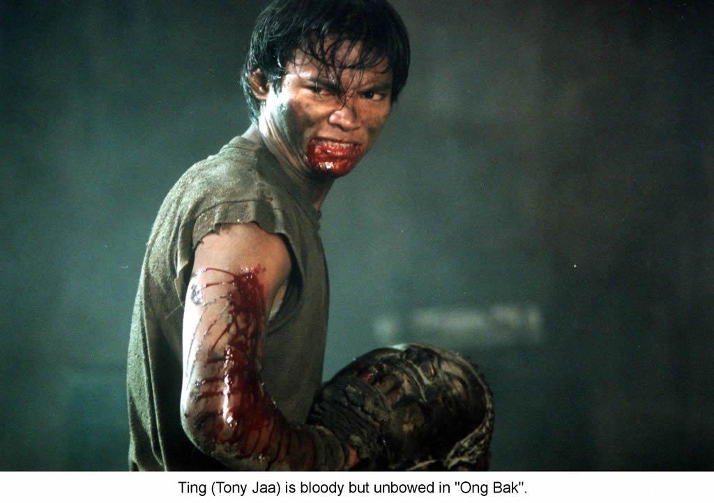 Онг-Бак (Ong-bak) - Кровавый, но не покоренный