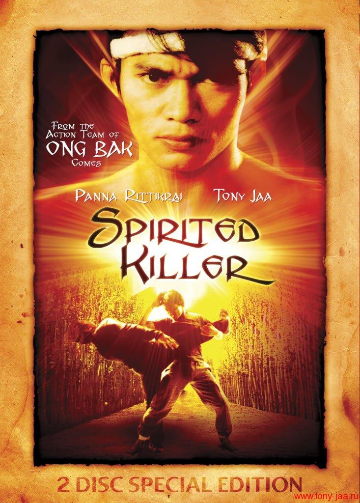 Вуду-убийца (Spirited killer) - постер
