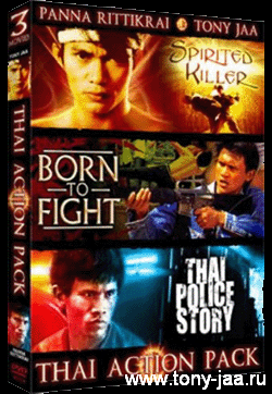 Thai action pack