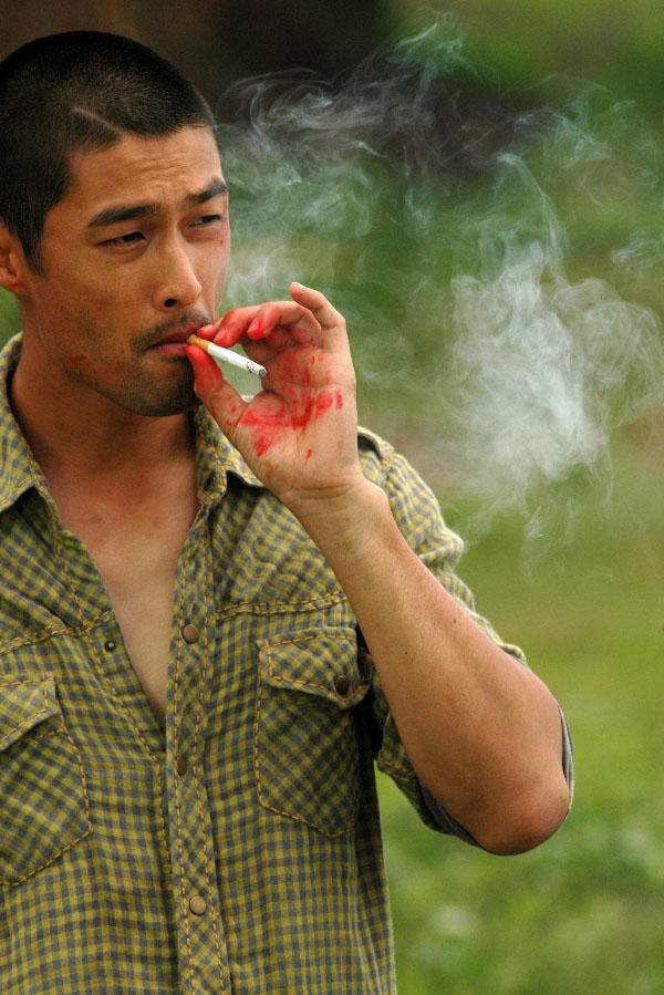 Ай-яй-яй! Курить- здоровью вредить!