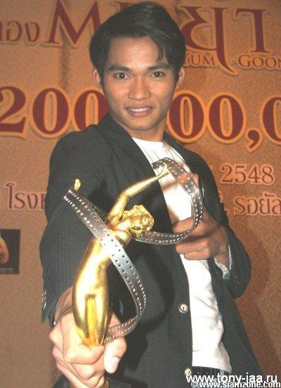 Тони Джаа (Tony Jaa) - тайский Оскар :)