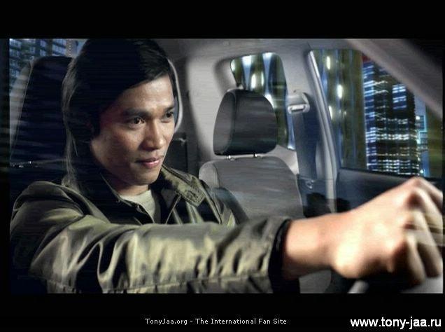 Тони Джаа (Tony Jaa) в рекламе