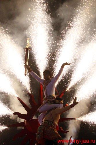 Тони Джаа (Tony Jaa) - Церемония открыта!