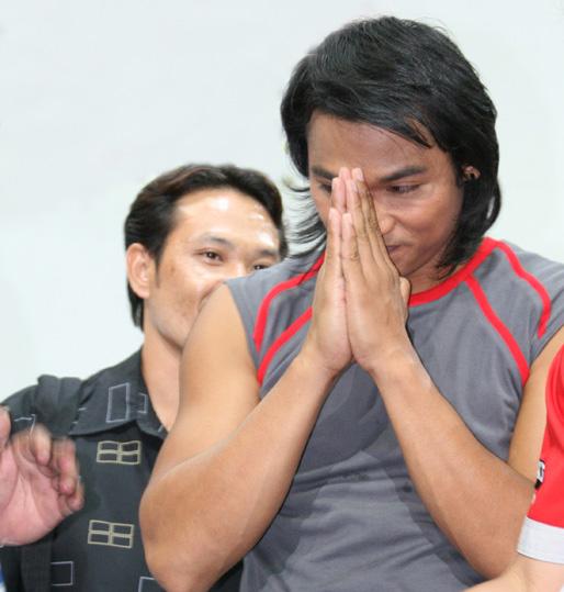 Martial Arts Legend Tony Jaa